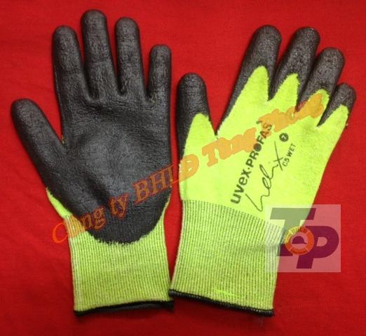Găng tay chống cắt Uvex